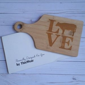 Other - Farmhouse Cutting Board